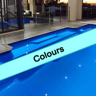 Pool colours